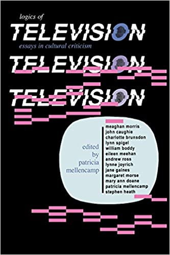 com logics of television essays in cultural criticism com logics of television essays in cultural criticism theories of contemporary culture 9780253205827 edited by patricia mellencamp books