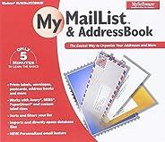 My MailList & Address