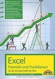 Excel Formeln und Funktionen für 2016, 2013, 2010 und 2007: - neueste Version