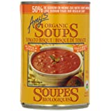 Amy'S Kitchen Organic Light In Sodium Tomato Bisque, 398 ml