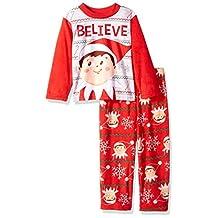The Elf on the Shelf - Juego de pijama, Varones ,  Holiday Reds
