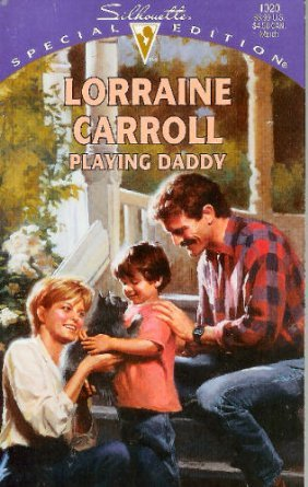 book cover of Playing Daddy
