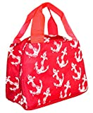 Best Ever Moda Baby Evers - Ever Moda Anchors Insulated Lunch Bag Review