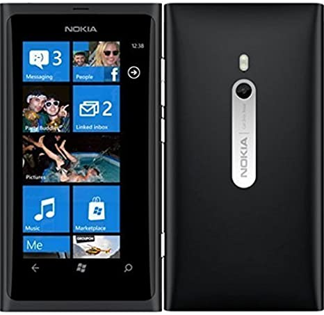 Nokia Lumia 800 - Smartphone Movistar Libre,(Pantalla AMOLED de 9 ...