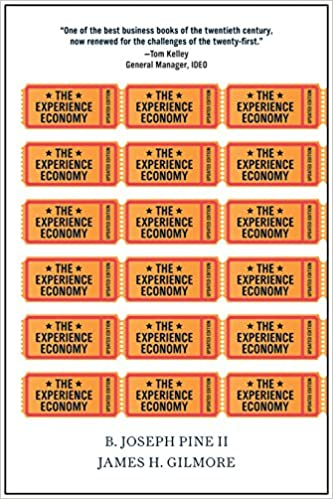 Image result for the experience economy