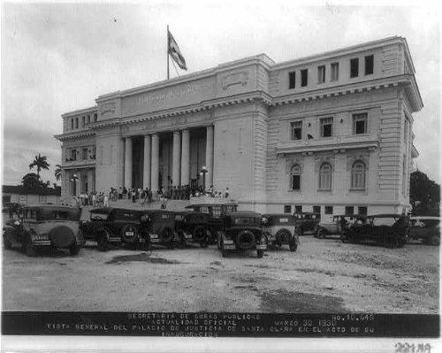 Photo: Palace of Justice,dedication ceremony,courthouses,building,Santa - Shopping Santa Clara In