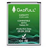 GadFull Battery Compatible with Samsung Galaxy S3 | 2018 Production Date | Corresponds