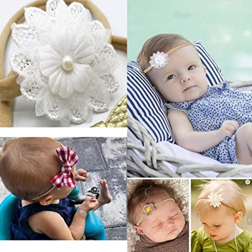 Buy baby girl hair bands nylon