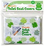 Baby : Mommys Helper Flushable Toilet Seat Cover, Froggie - 10 pcs, (3 pack -Total 30)