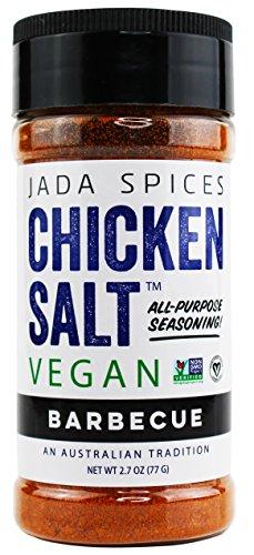 JADA Spices Chicken Salt Barbecue - Vegan, Non-GMO, NO MSG, Gluten Free, Australia's Best Selling All-Purpose Seasoning, 2.7 oz (Best Small Bbq Australia)
