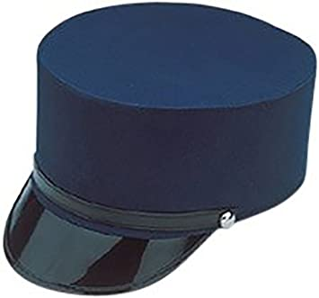 Amazon large navy blue conductor hat by jacobson hat company large navy blue conductor hat by jacobson hat company pronofoot35fo Gallery