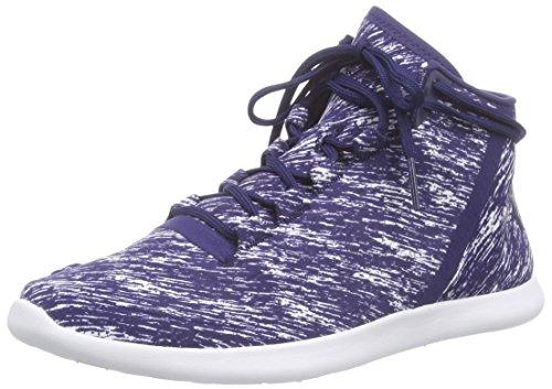 Under Armour UA W StudioLux Mid Twst - zapatillas deportivas de material sintético mujer Multicolor (BKN 470)