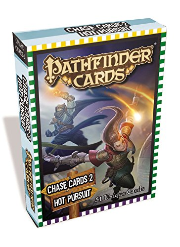 2 Chase Card (Pathfinder Campaign Cards: Chase Cards 2 - Hot Pursuit!)