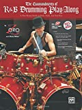 The Commandments of R&B Drum Play-Along Drums Book/CD +CD