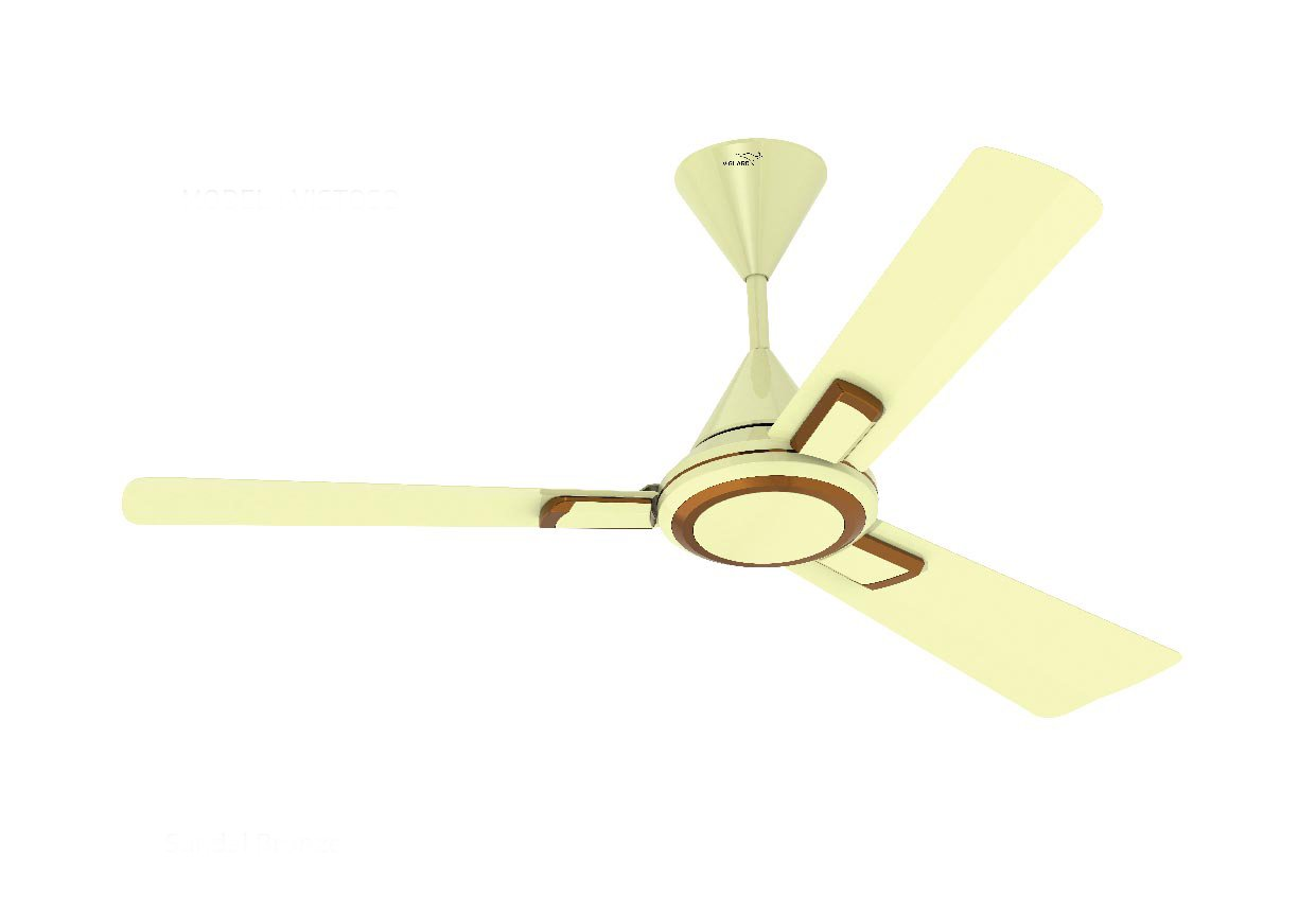 V Guard Tusita 48 1200mm Ceiling Fan GoldMaroon