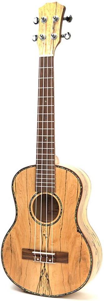 KNlang ウクレレの小さいギターの完全な26インチのウクレレのウクレレのウクレレ