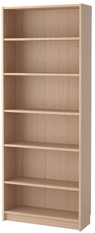 IKEA/イケア BILLY/ビリー:書棚80x28x202 cm