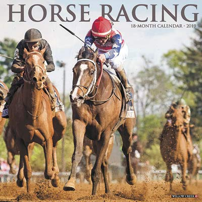 Christmas Horse Racing.Amazon Com Best Value 2019 Horse Racing Calendar Comes With