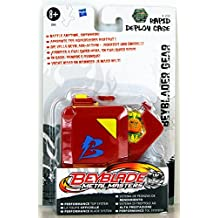 Beyblade Metal Masters Beyblader Gear - Red Rapid Deploy Case - B202