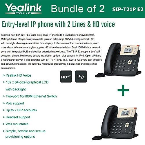 Yealink 2 T219 pack
