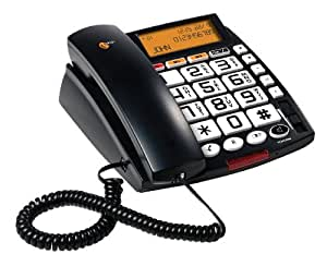 Topcom Sologic A831 - Teléfono Fijo 2 Piezas0