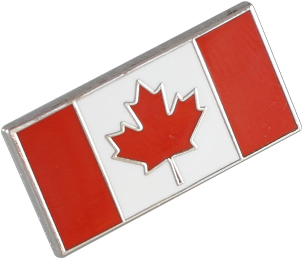 WIZARDPINS Official Canadian Flag Maple Leaf Canada Lapel Pin