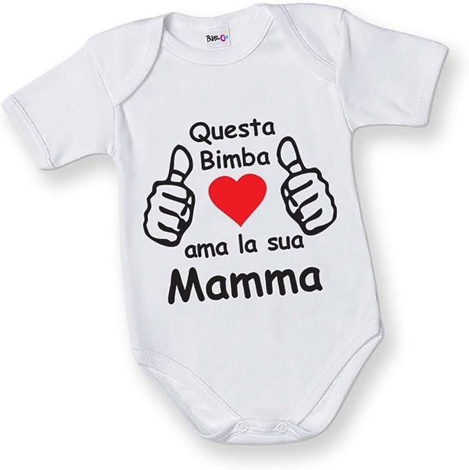 Regali per la Mamma Buona Prima Festa della Mamma Body Neonato a Kimono
