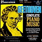 Beethoven Complete Piano Music (21 Record…