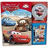 Cars. ¡A la carrera! Hora de leer. Libro de lectura con reloj musical (Cars / Libros singulares)