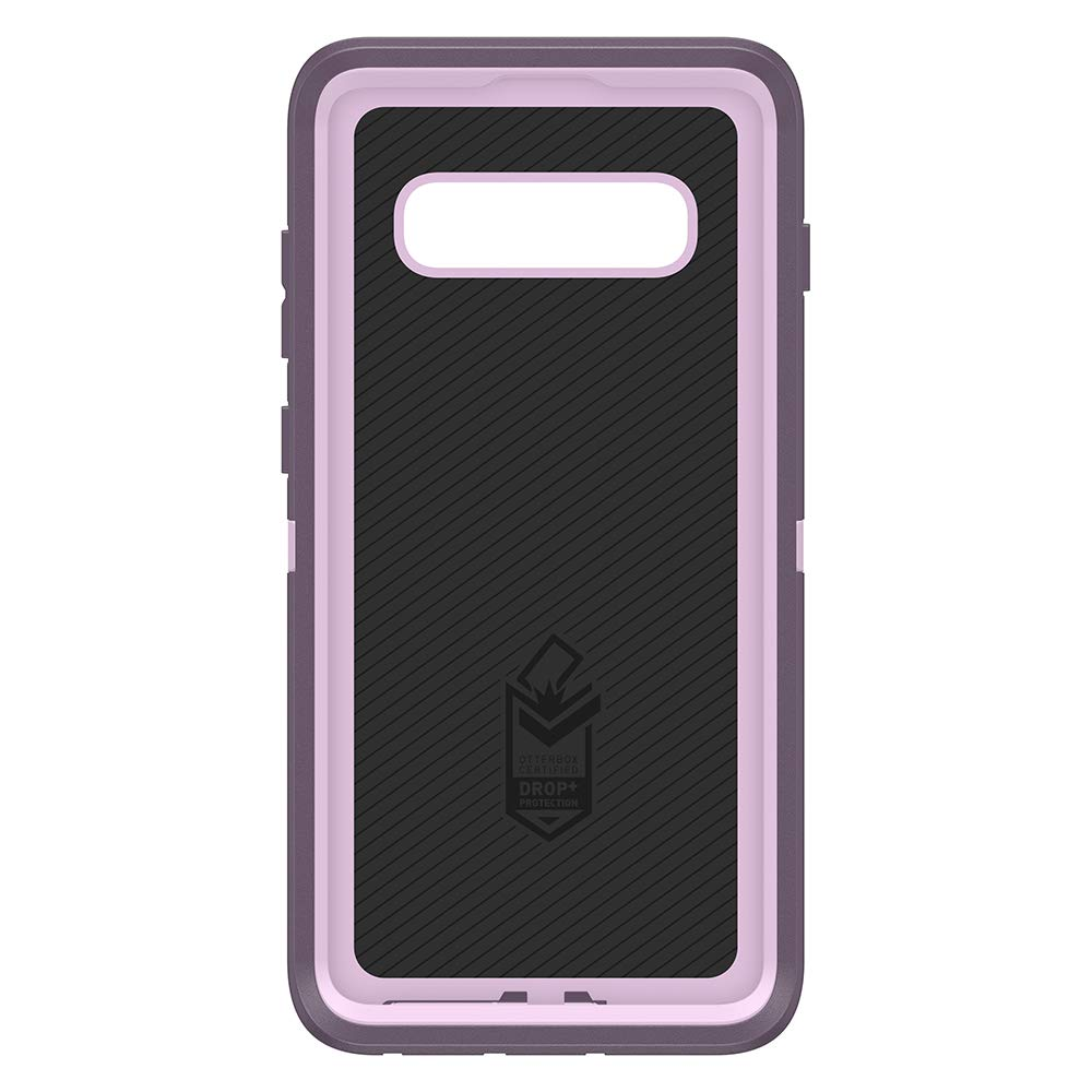 Retail Packaging OtterBox DEFENDER SERIES Case for Galaxy S10+ BLACK