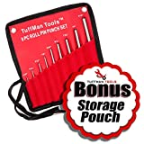 TuffMan Tools Pin Punch Set & 1.5 lb Dead Blow