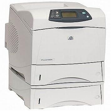 Amazon.com: HP LaserJet 4250dtn - Printer - B/W - duplex ...