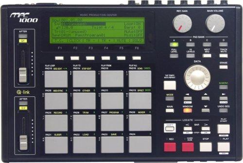 AKAI MPC-1000 W/EXM-128