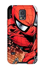 Scott Duane knutson's Shop 9661415K44703501 New Style Tpu S5 Protective Case Cover/ Galaxy Case - Spider-man