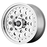 American Racing Outlaw II AR62 Machined Wheel with Clear Coat (15x10''/5x5'')