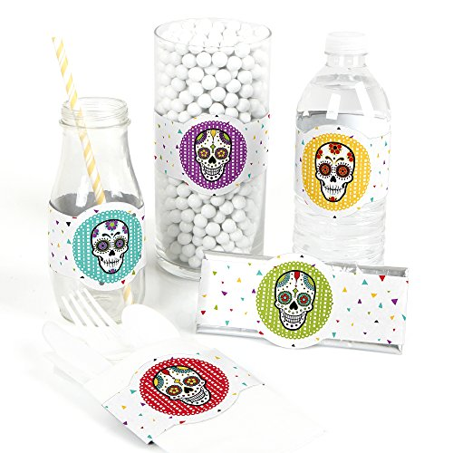 Day of The Dead - DIY Party Supplies