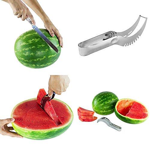 Watermelon Slicer Server Serving Slices product image