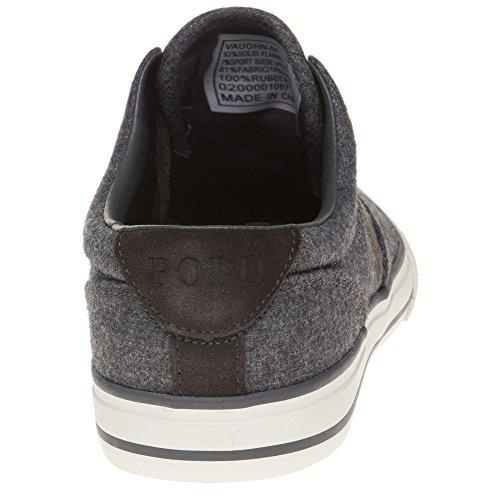 Polo Ralph Lauren Vaughn Sneaker Herren Sneaker Grau Grau