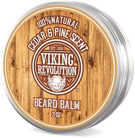 Beard Cedar Scent Argan Jojoba