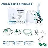 Proaller Portable Compressor Kit for Home Use 120V