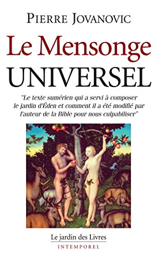 Le Mensonge Universel French Edition