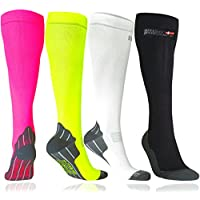 Graduated Compression Socks for Women & Men, Boost...