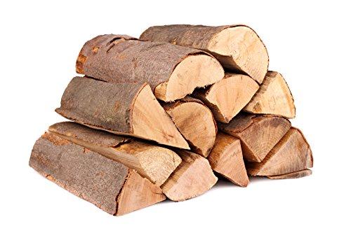 30 kg ofenfertiges Buche Brennholz 25 cm lang trocken - LIEFERUNG KOSTENLOS - Kaminholz Feuerholz Grillholz