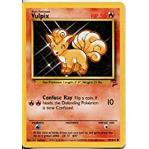 Pokemon Base Set 2 Common Card #99/130 Vulpix