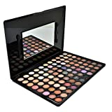 Cheap Ucanbe 88 Matte Shimmer Eyeshadow Palette Pro Eyeshadow Makeup Kit