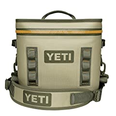 Yeti Coolers branded products and accessories are only available to members who meet certain program requirements. Please visit the Outdoor Living home page for complete details. Dry Hide interior and exterior nylon shell with RF-welded seams...