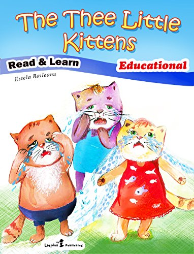 (Three Little Kittens (Educational Book: Read and Learn/ Nursery Rhyme))