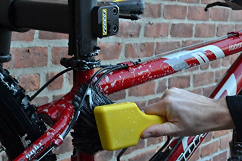 Pedro's Pro Brush Bicycle Cleaning Kit (5-Piece) by Pedro's (Image #2)