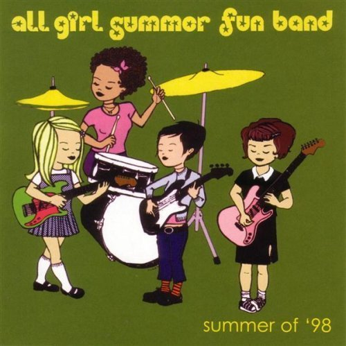 Summer of 98 by All Girl Summer Fun Band