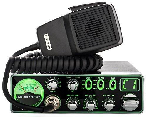 Stryker 447HPC2 Heavy-Duty AM Regulator High Power MOSFET 55W 10 Meter Radio